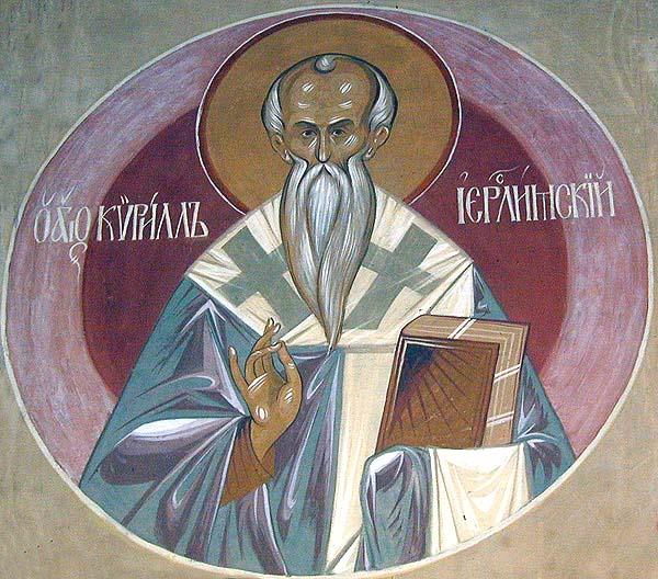 Saint Cyrille de Jérusalem 0318cy10