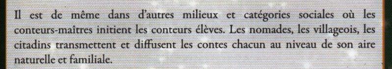 Emission N° 20/2009 Contes populaires d'Algérie Notice10