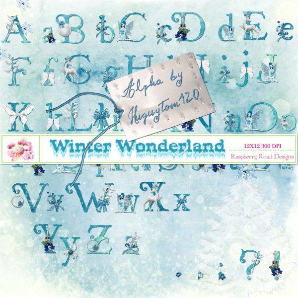 Alpha winter wonderland... + des petites choses Previe10