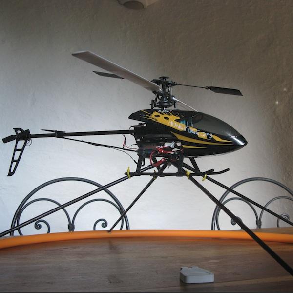 gyro - Clone TREX 450 Pro Apercu11
