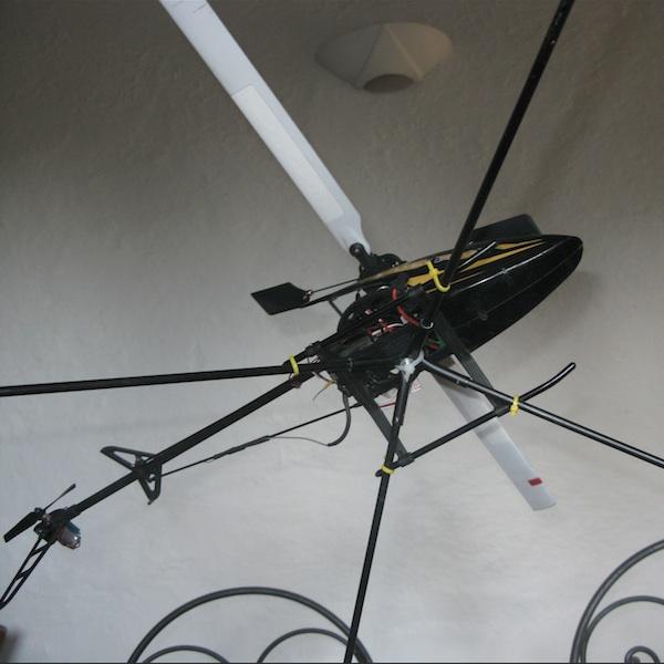 gyro - Clone TREX 450 Pro Apercu14