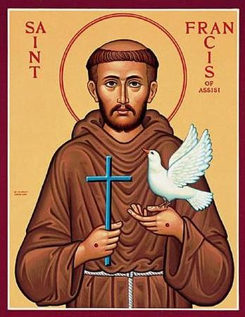 Prière de Saint François d'Assise. 22202110