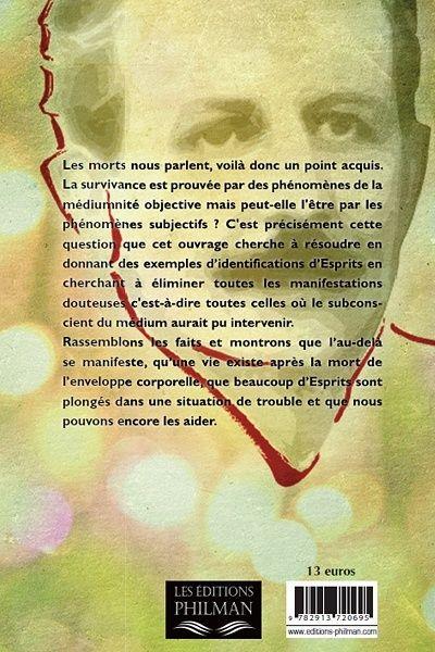 (PDF) Écoutons les Morts par Gabriel Delanne 978-2-11