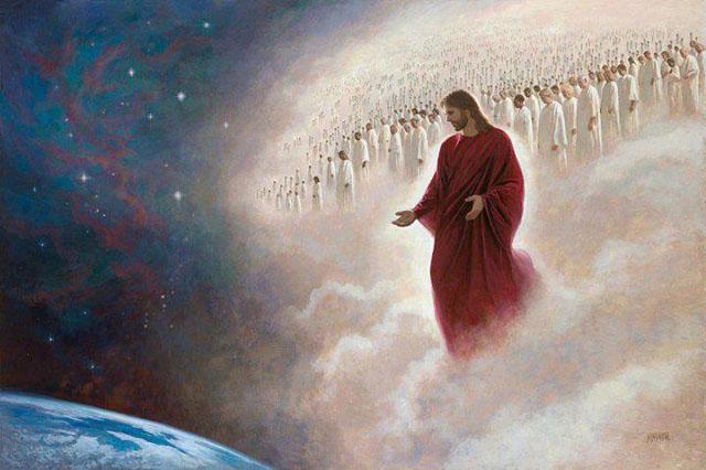 """""""Jésus et le monde"""" Texte d'Emmanuel Psychographié par Chico Xavier. Euripe10"""