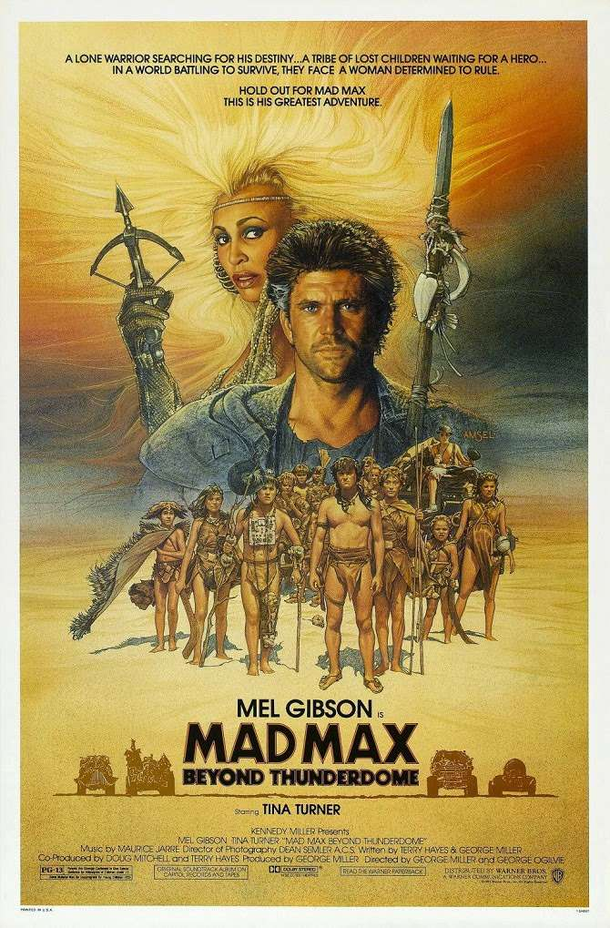 Mad Max : Beyond Thunderdome (1985, George Miller et George Ogilvie) Mad-ma10