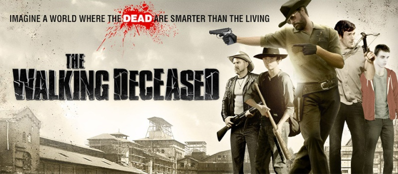 Walking with the Dead / The Walking Deceased (2015, Scott Dow) The-wa10