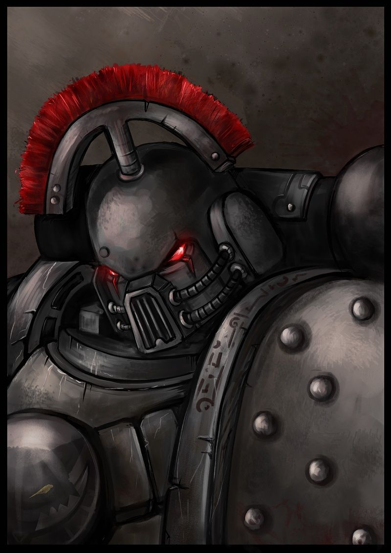 [W30K] Legiones Astartes XVI : Luna Wolves / Sons of Horus 47596110