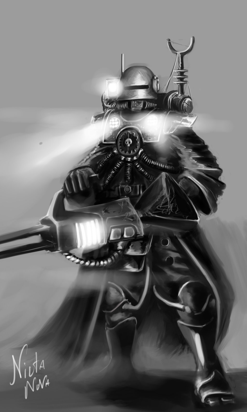 [W40K] Collection d'images : Adeptus Mechanicus - Page 2 Adeptu10