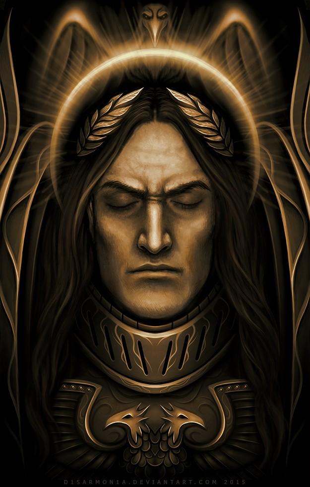 [W30K] L'Empereur de l'Humanité / The Emperor of Mankind - Page 3 Empero10