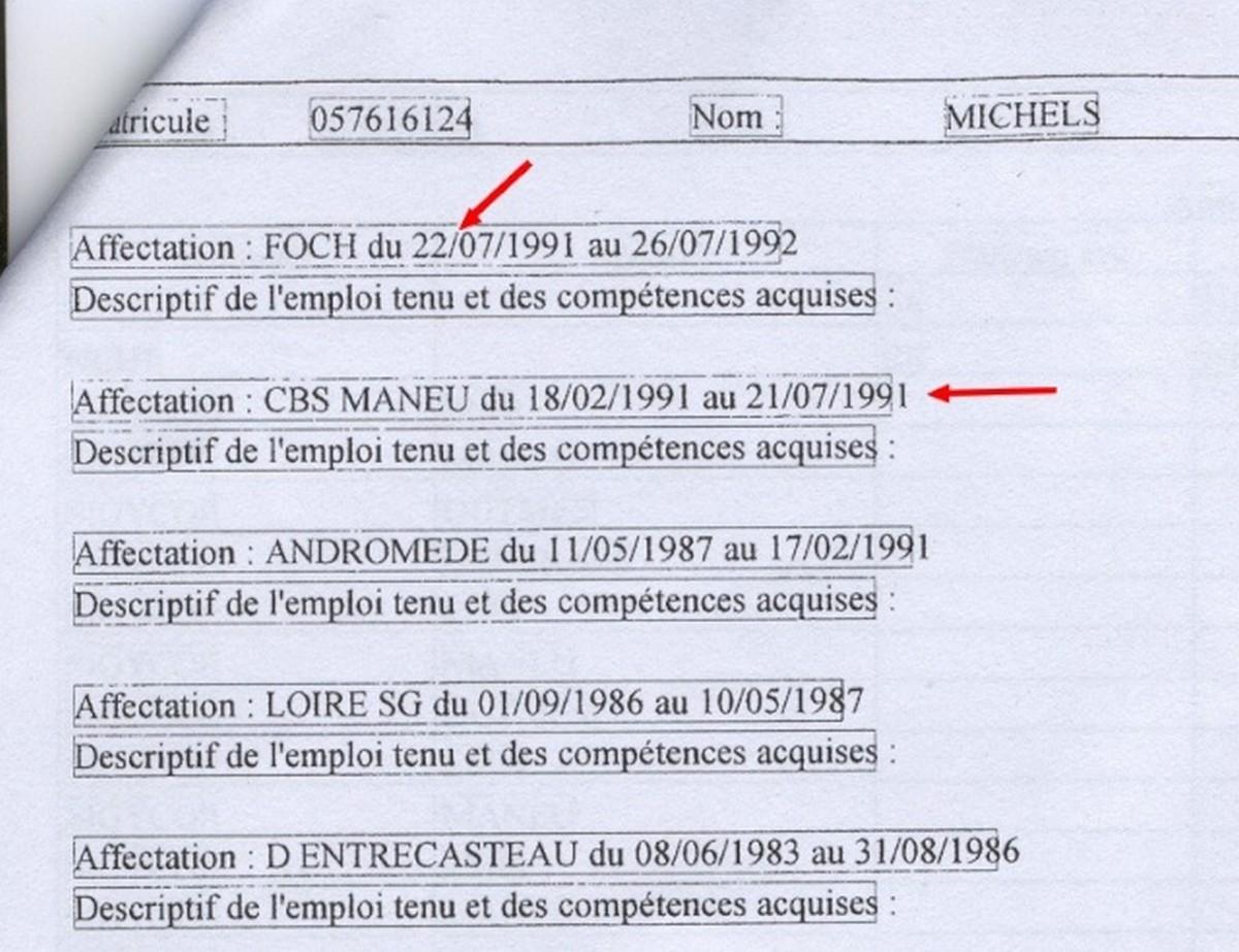 [Les écoles de spécialités] ÉCOLE DES MANOEUVRIERS - Page 3 1179