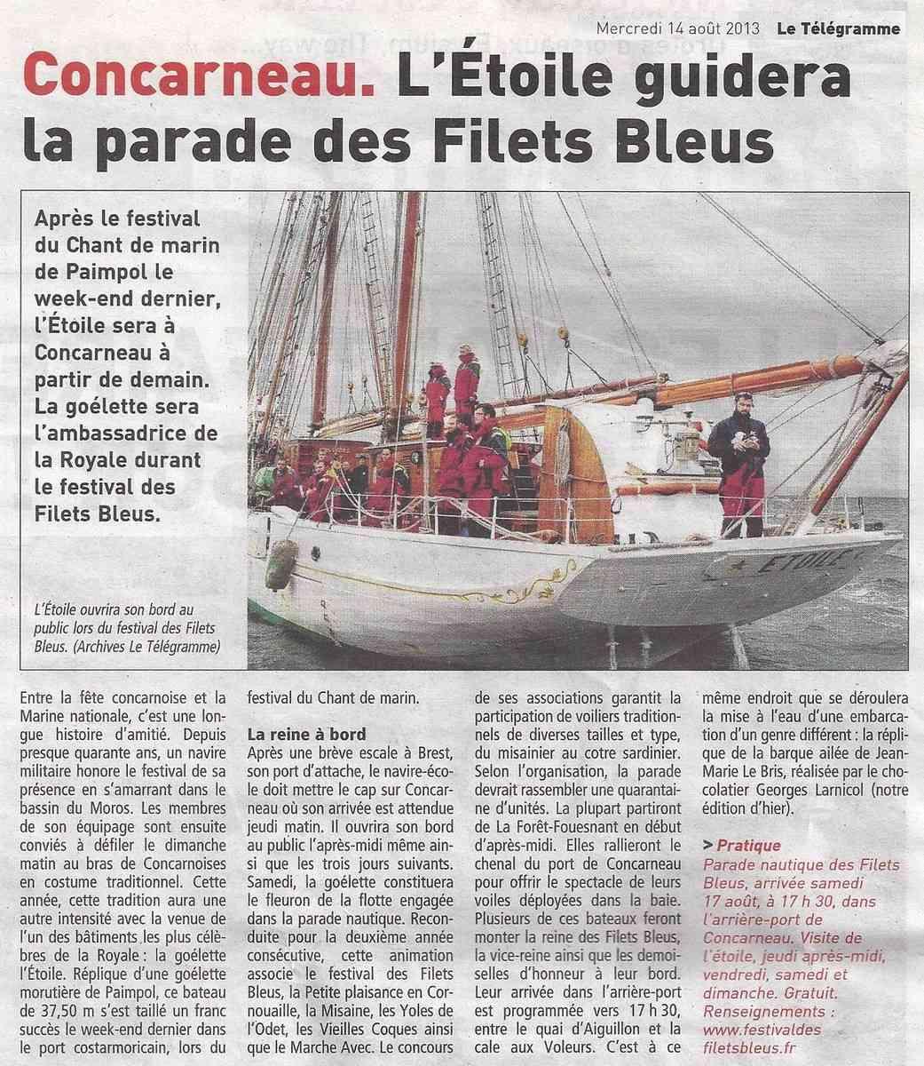 L'ÉTOILE ET LA BELLE-POULE (BE) - Page 13 126