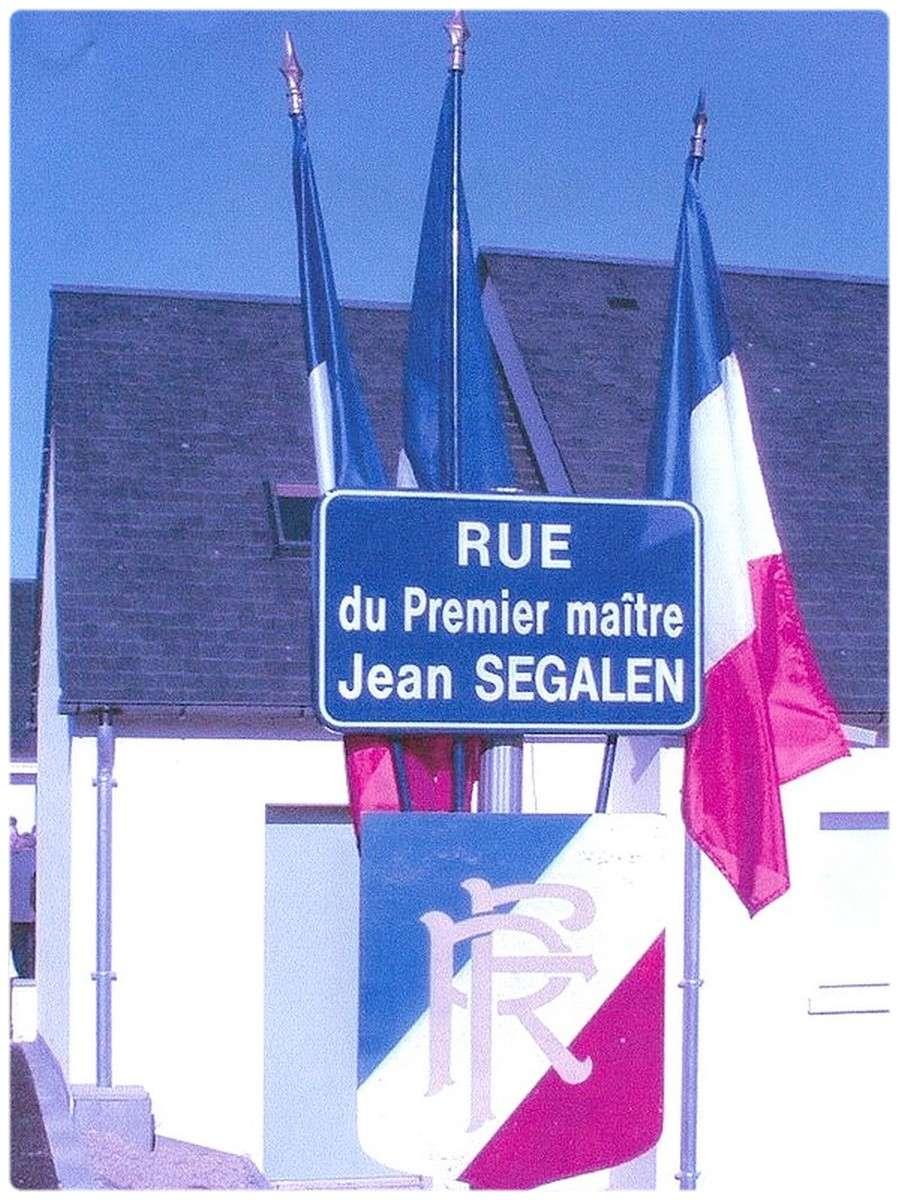 [ Histoires et histoire ] Rue du Premier Maître Jean SEGALEN 1303