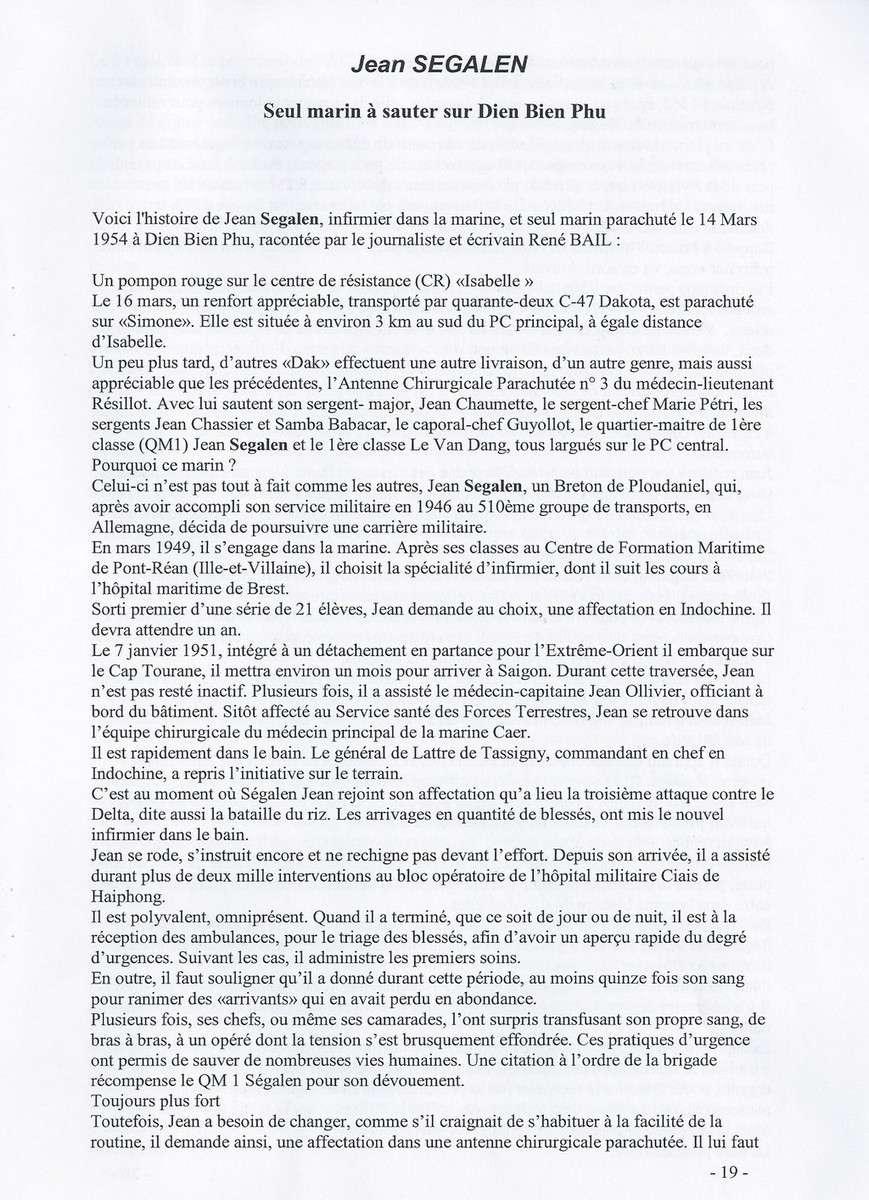 [ Histoires et histoire ] SEUL POMPON ROUGE à DIEN-BIEN-PHU - Page 5 2145