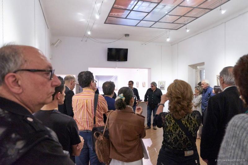 Mostra personale alla Galleria Wikiarte 8 Maggio-4 Giugno 2015 710