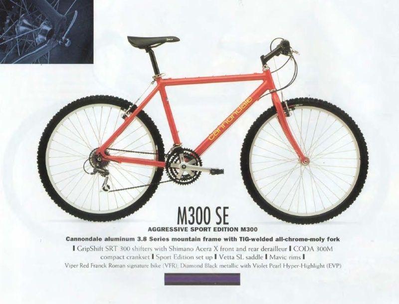 Cannondale M300 de 1994 Bildsc11