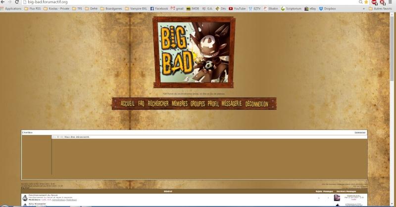 Demande de modification : date d'affichage des messages (Je sais pas où mettre ce post !!!!) Bb10