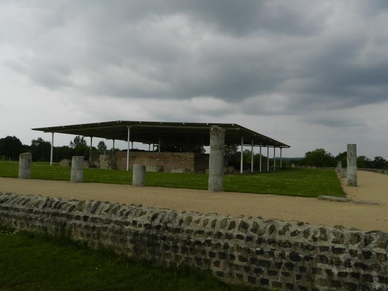 Jublains, la cité romaine des Diablintes en Mayenne, nommée Noviodunum Jublai11