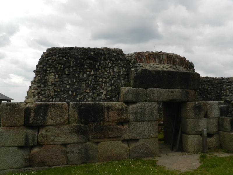 Jublains, la cité romaine des Diablintes en Mayenne, nommée Noviodunum Jublai14