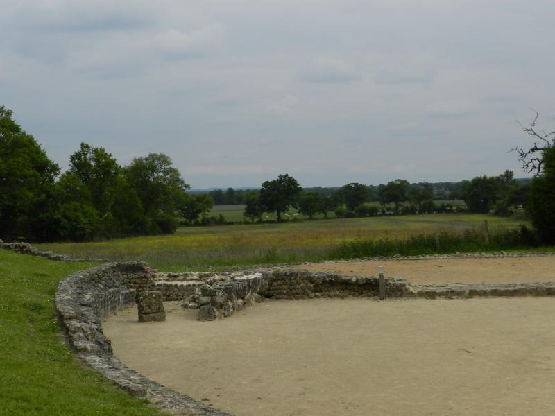 Jublains, la cité romaine des Diablintes en Mayenne, nommée Noviodunum Jublai25