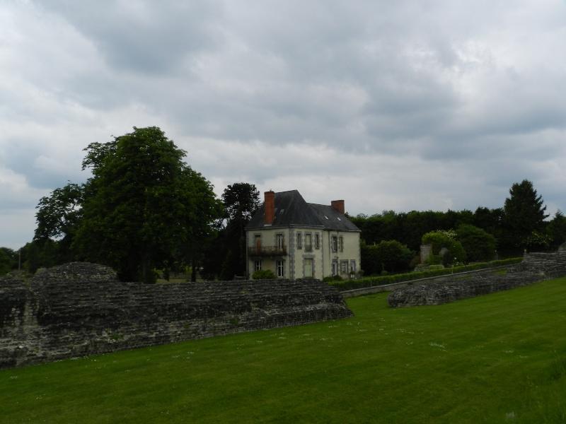 Jublains, la cité romaine des Diablintes en Mayenne, nommée Noviodunum Jublai27