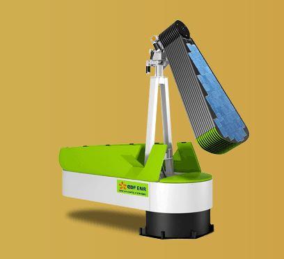 la fleur intelligente, smartflower, un panneau solaire déployable qui suit le soleil Smart_13