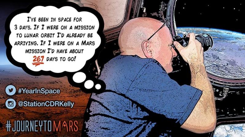 """[ISS] Expédition 43 """"Déroulement de la mission"""" 11024610"""