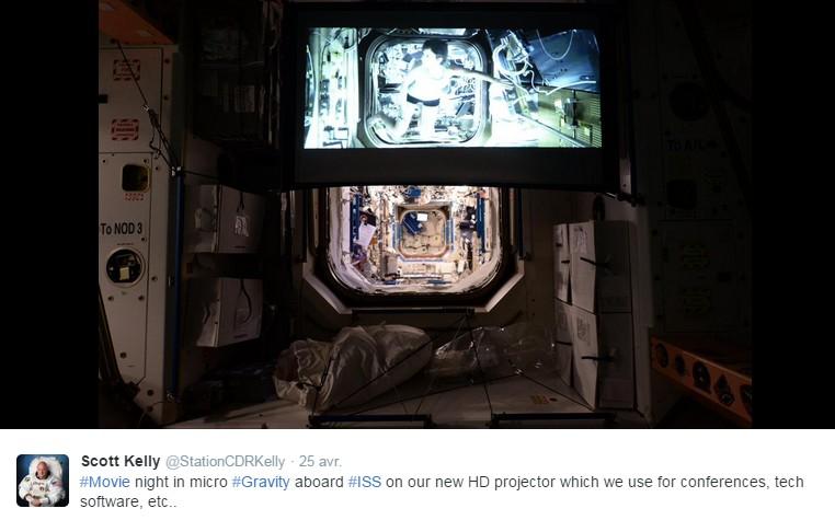 """[ISS] Expédition 43 """"Déroulement de la mission"""" Sans_t19"""