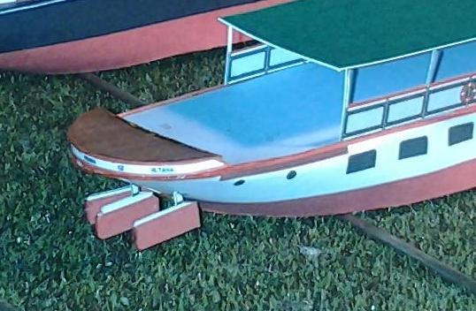 Projekt: Mississippi-Dampfer 2810