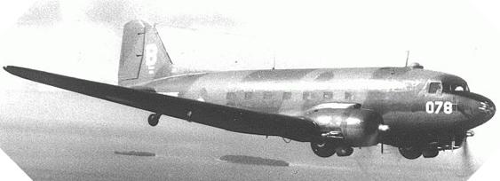 Douglas C-47 Dakota Dakota10
