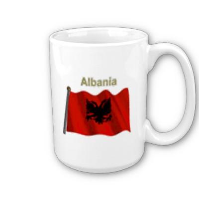 Simboli i Shqipërisë, flamuri dhe shqiponja dy krenare Design10