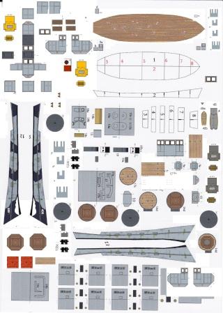 TESTBAU Kriegsfischkutter KFK 133 (UJ 1766), KMW² in 1/250 Origin13