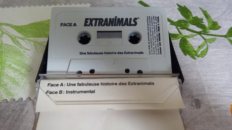 CASSETTE AUDIO EXTRANIMALS 14274620