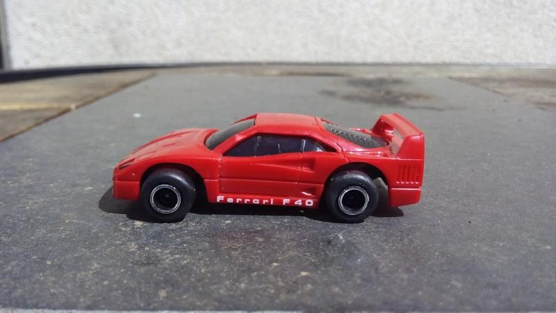 N°120 FERRARI F40 14308310