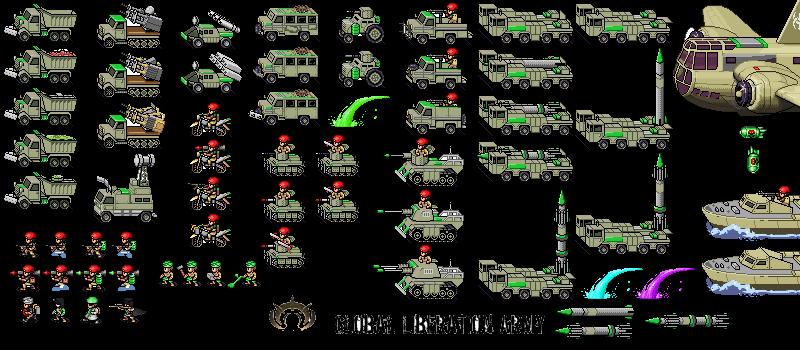 Sprite (comand&conquer générals) Pixel_10