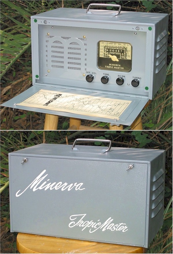 Obscure radios Minerv11