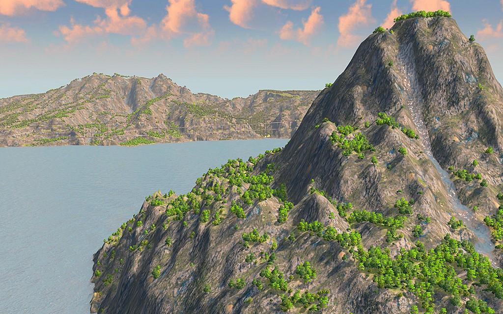 [CS] Madeira, carte basée sur un Heighmap 2015-012