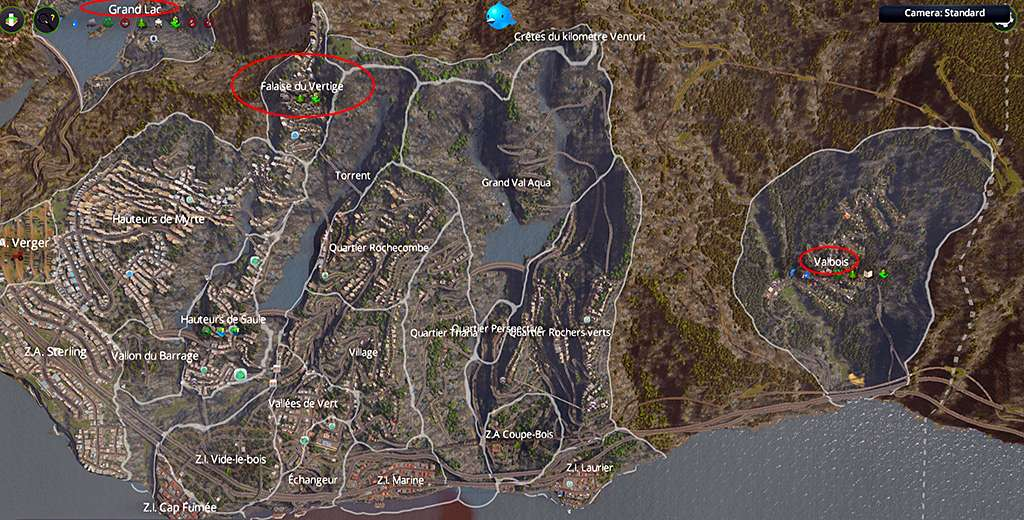 [CS] Madeira, carte basée sur un Heighmap - Page 3 Quarti10