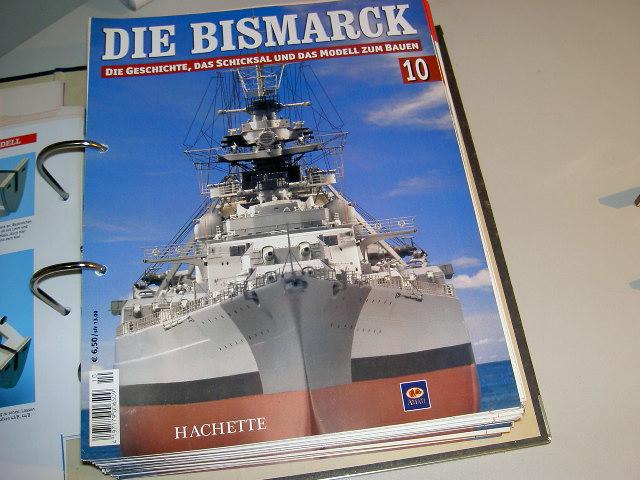 Die Bismark von Hachette gebaut von Herbie Bild_010