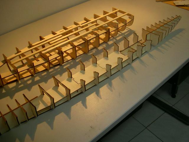 Die Bismark von Hachette gebaut von Herbie Bild_011