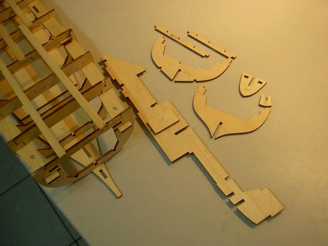 Die Bismark von Hachette gebaut von Herbie Bild_012