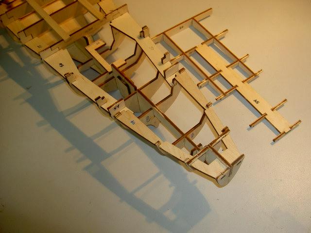 Die Bismark von Hachette gebaut von Herbie Bild_023