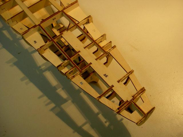 Die Bismark von Hachette gebaut von Herbie Bild_024