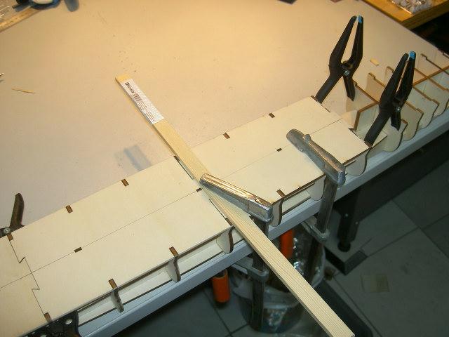 Prinz Eugen 1:200 von Hachette, gebaut von Herbie Bild_137