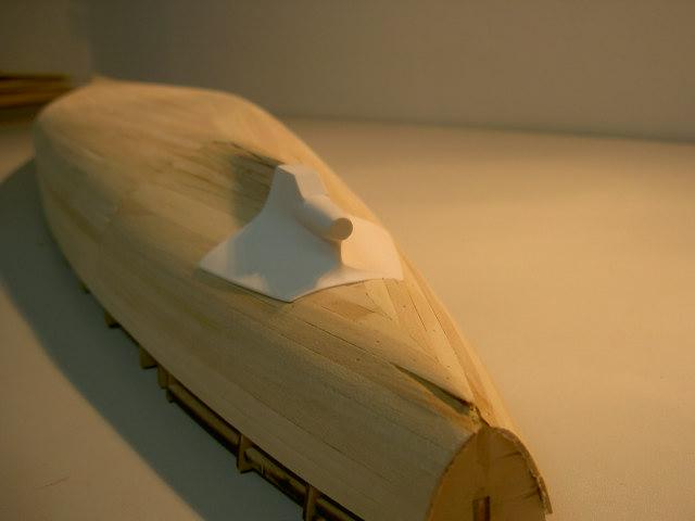 Die Bismark von Hachette gebaut von Herbie Bild_148