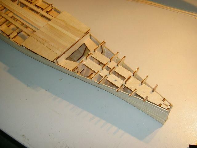 Die Bismark von Hachette gebaut von Herbie Bild_163