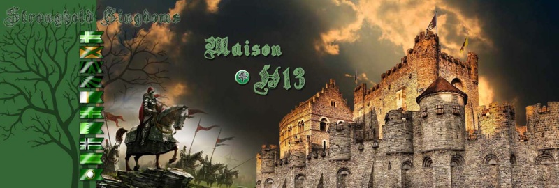 Maison H13 - Stronghold Kingdoms