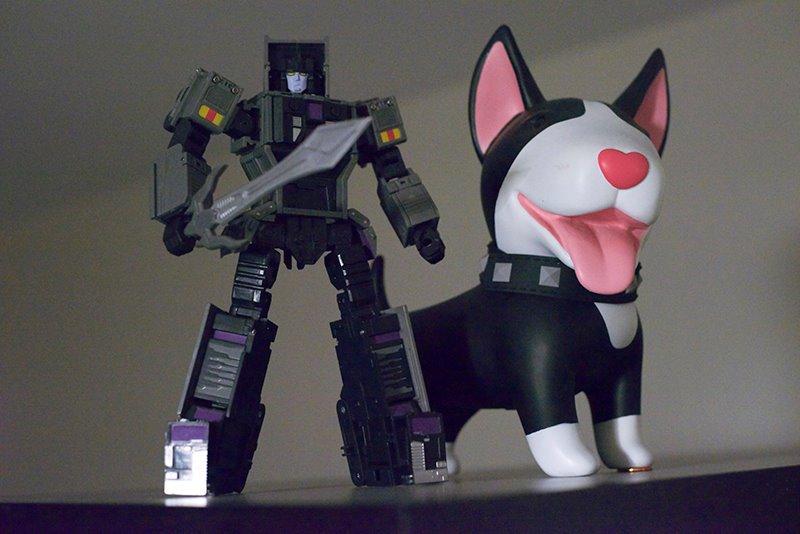 [Bold Forms] Produit Tiers - BF-01 Gladius (aka Mégatron G1) + Lone Wolf (aka Menasor/Menaseur G1) 11020710