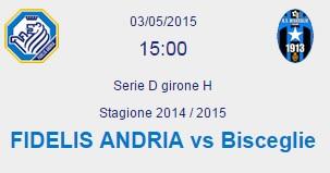 [33^ giornata] FIDELIS ANDRIA - Bisceglie: 0-0 Immagi12