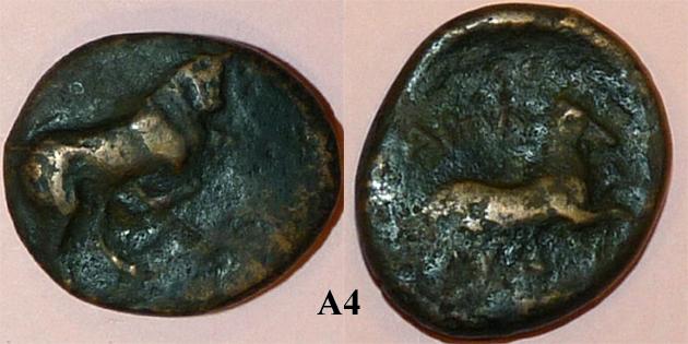Identification lot monétaire - TD étudiant en archéologie A410