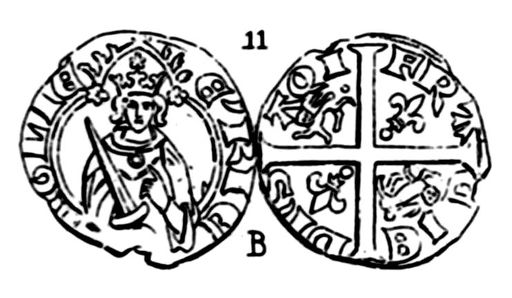 Monnaie Féodale Pa_31211